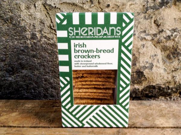 Sheridans Brown Bread Crackers