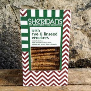 Sheridans Rye Crackers