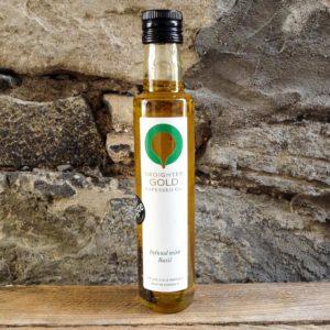 Broighter Gold Basil Rapeseed Oil