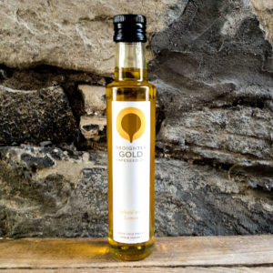 Broighter Gold Lemon Oil Rapeseed