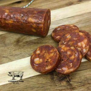Corndale Chorizo Indie Fude