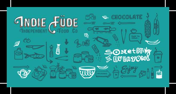 Gift Card indie fude