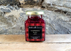 Made with Love Raspberry Bush Jam