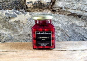 Made with Love Strawberry Jam