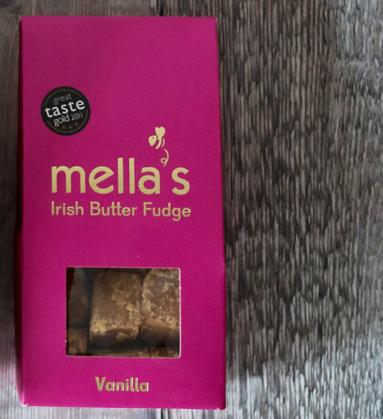 Mellas Irish Butter Fudge Indie Fude