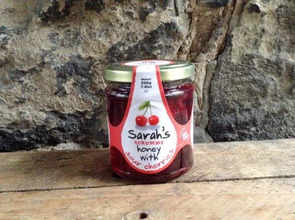 Sarahs Scrummy Honey Cherry