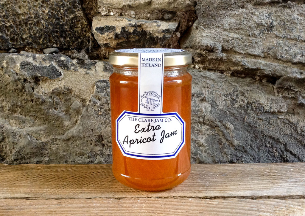 The Clare Jam Co Apricot Jam