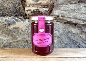 The Clare Jam Co Strawberry & Baileys