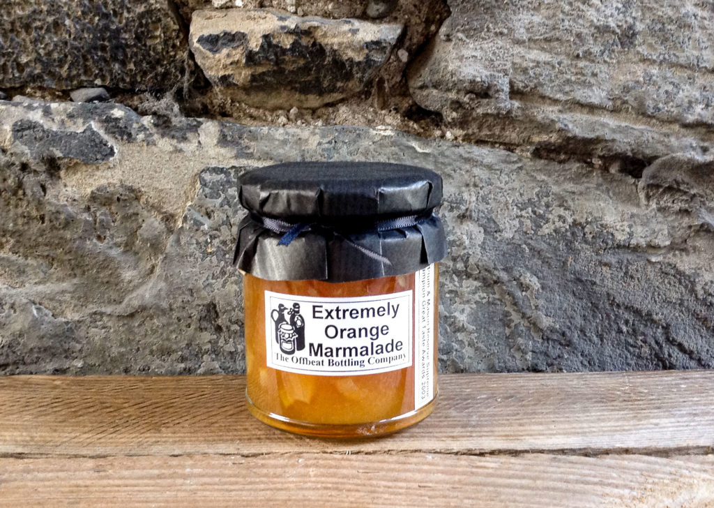 The Offbeat Bottling Co Marmalade