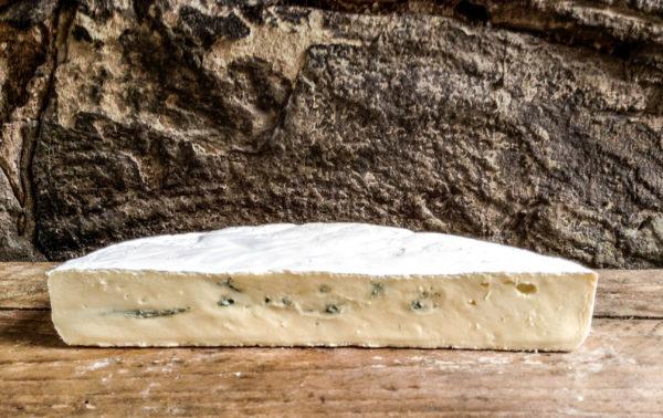 Wicklow Blue Brie Half scaled