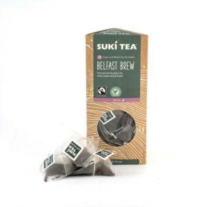 Suki Tea Belfast Brew