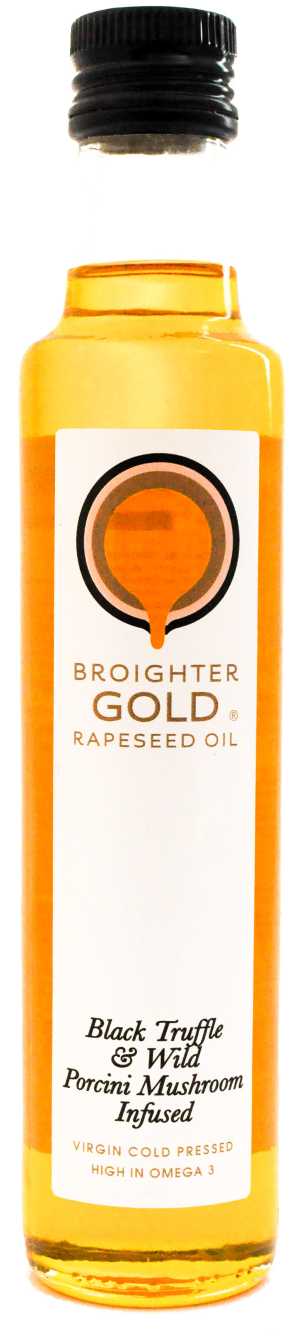 broighter gold   truffle porcini infused oil front 1 scaled