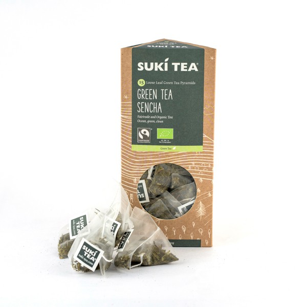 Suki Peppermint Tea Bags