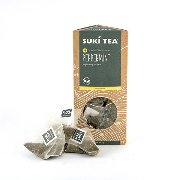 Suki Tea Peppermint