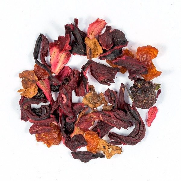 red berry loose leaf fruit tea fberry 1