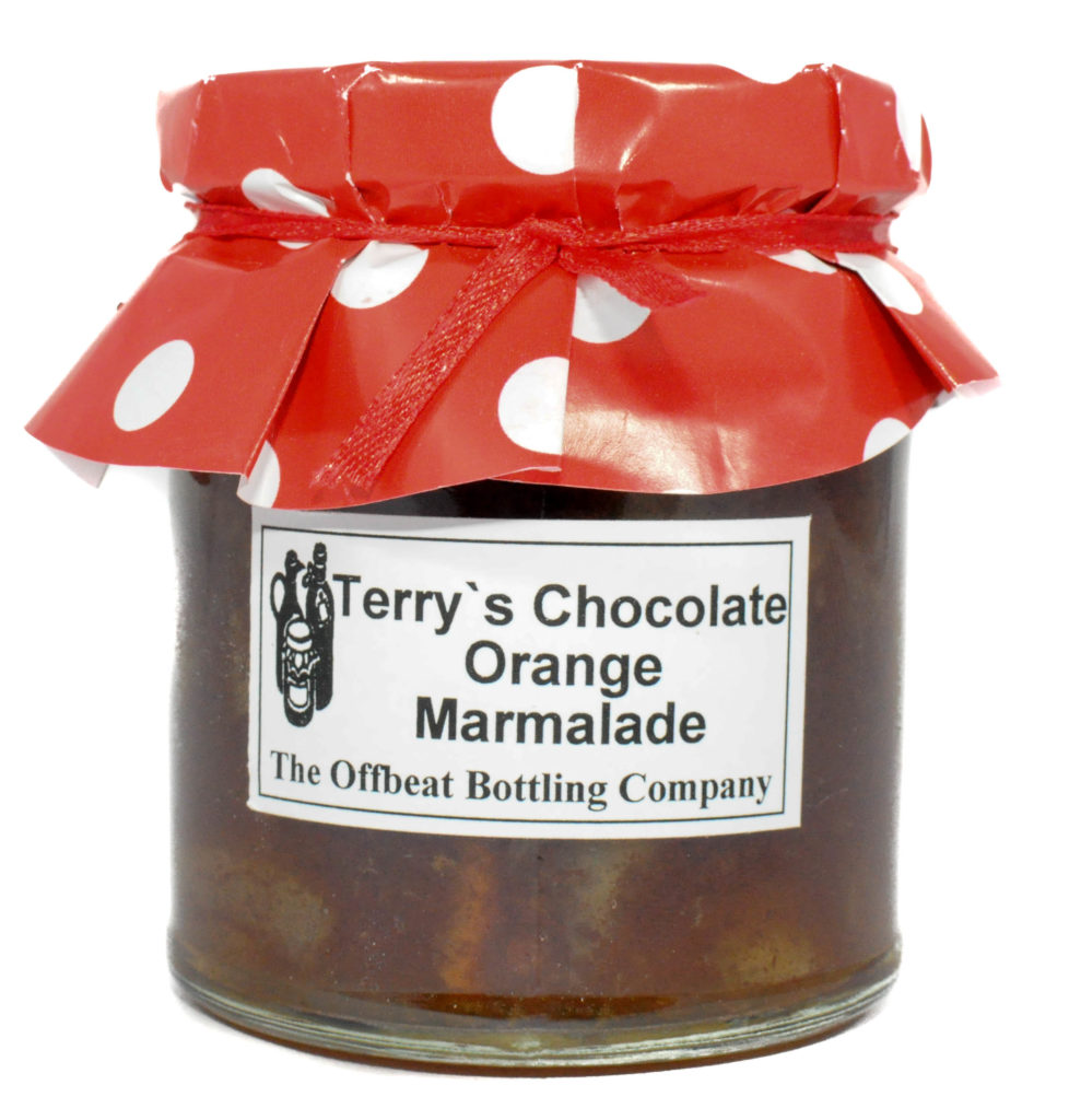 the offbeat bottling co. terrys choc orange marmalade front 1 scaled