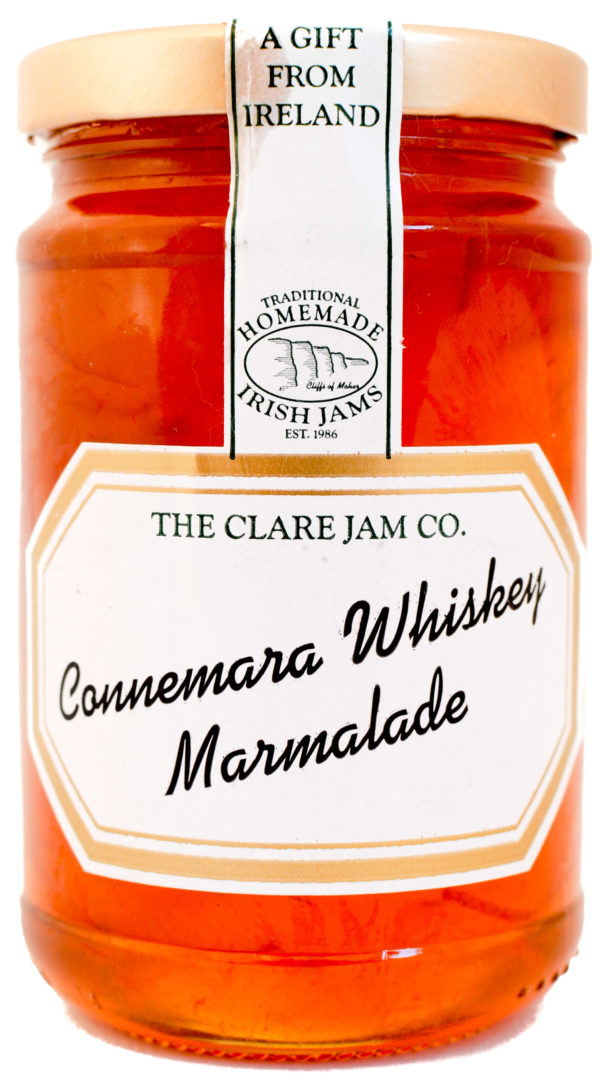 the clare jam co connemarra whiskey marmalade front scaled