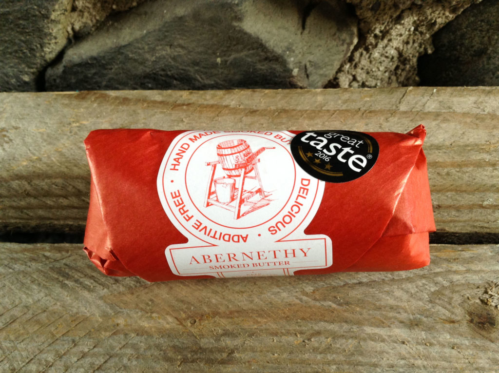 Abernethy Smoked Butter