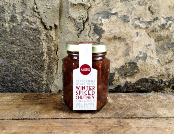 Deli Muru Winter Chutney