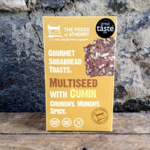 Foods of Athenry Cumin Toasts