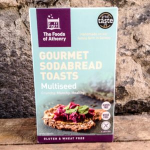 Foods of Athenry Multiseed Toasts