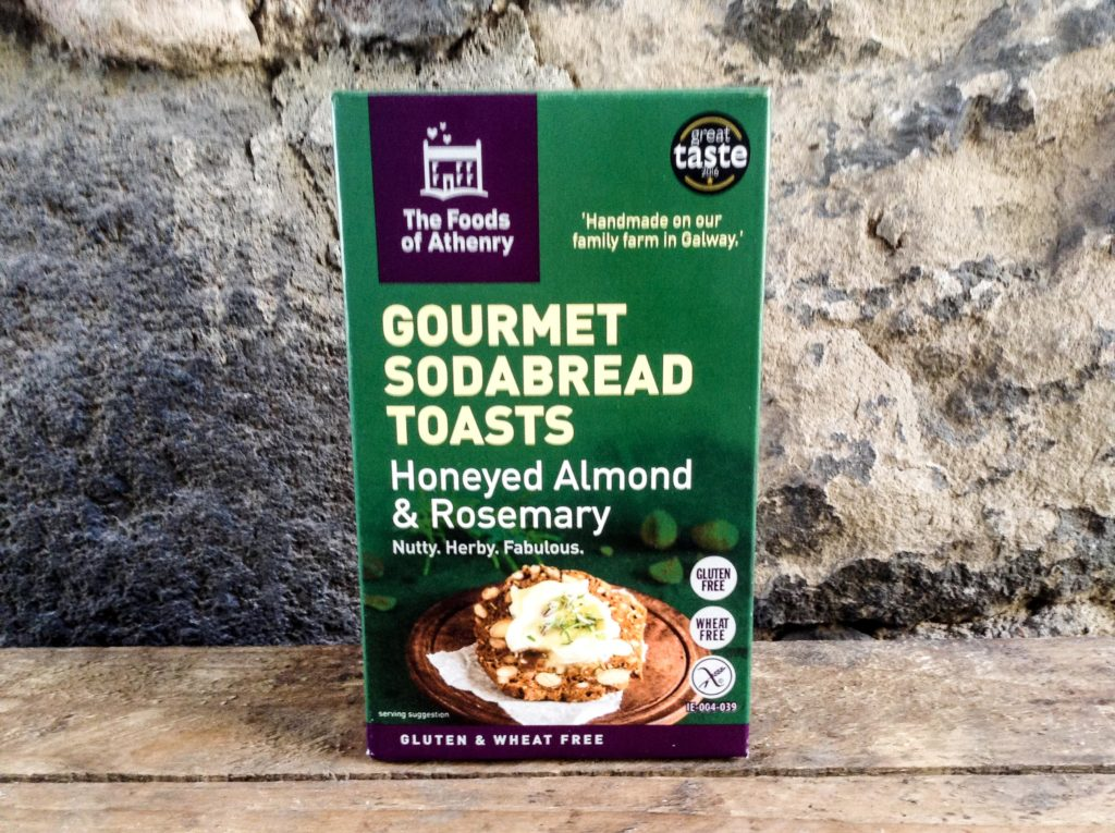 Foods of Athenry Rosemary Toasts 1
