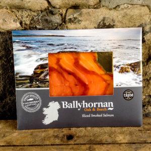 Ballyhornan Smoked Salmon 100g