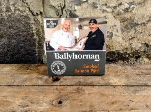 Ballyhornan Smoked Salmon Pate