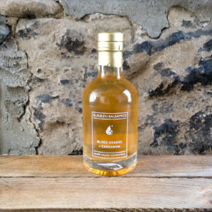 Burren Balsamics White Orange & Cardamom