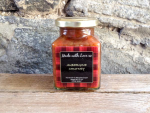 Made with Love Aubergine Chutney