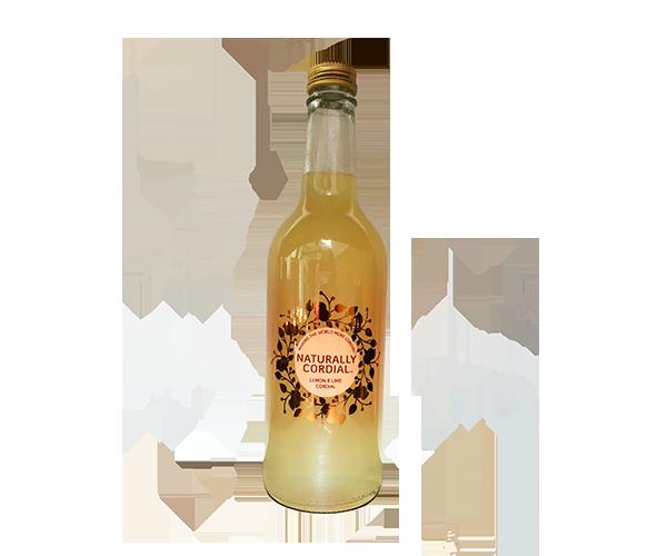 Naturally Cordial Lemon Cordial