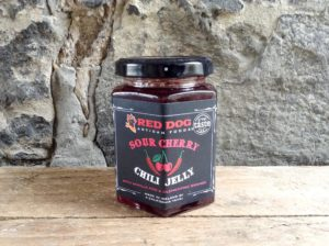 Red Dog Sour Cherry Chilli