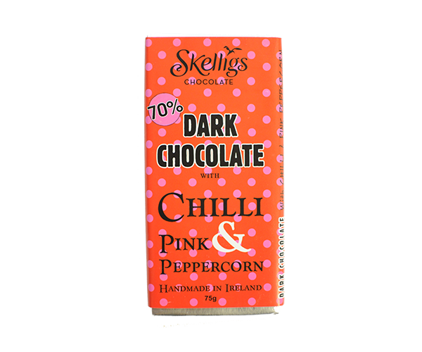Skelligs Chilli and Pink Peppercorn