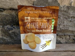The Foods of Athenry Cookie Shots Blonde