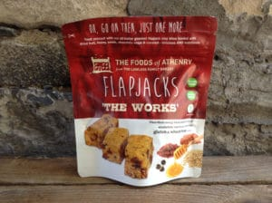 The Foods of Athenry Flapjacks