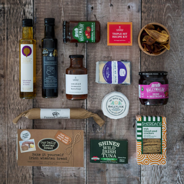 Savoury Selection Gift Box - Indie Fude