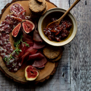 Irish Charcuterie Board - Irish Gift Hamper - Indie Fude