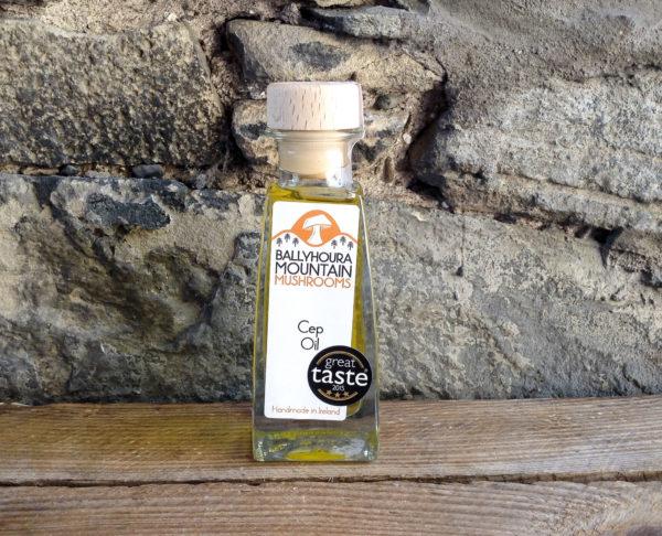 Ballyhoura Mt Mushrooms Cep Oil