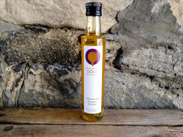 Broighter Gold Oil Garlic & Rosemary