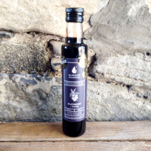 Burren Balsamics Blackberry & Thyme Vinegar