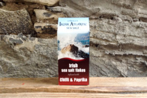 Irish Atlantic Sea Salt Chilli & Paprika