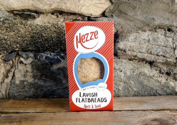 Mezze Flatbreads Spelt