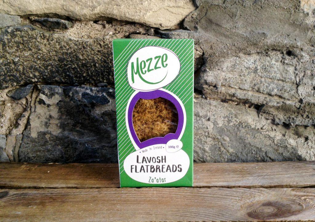 Mezze Flatbreads Zataar