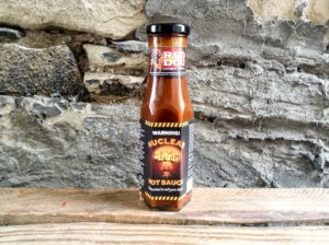 Red Dog Hot Sauce Nuclear
