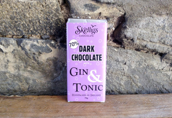 Skelligs Chocolate Gin & Tonic