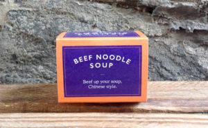 The Curious Farmer Beef Noodle Soup