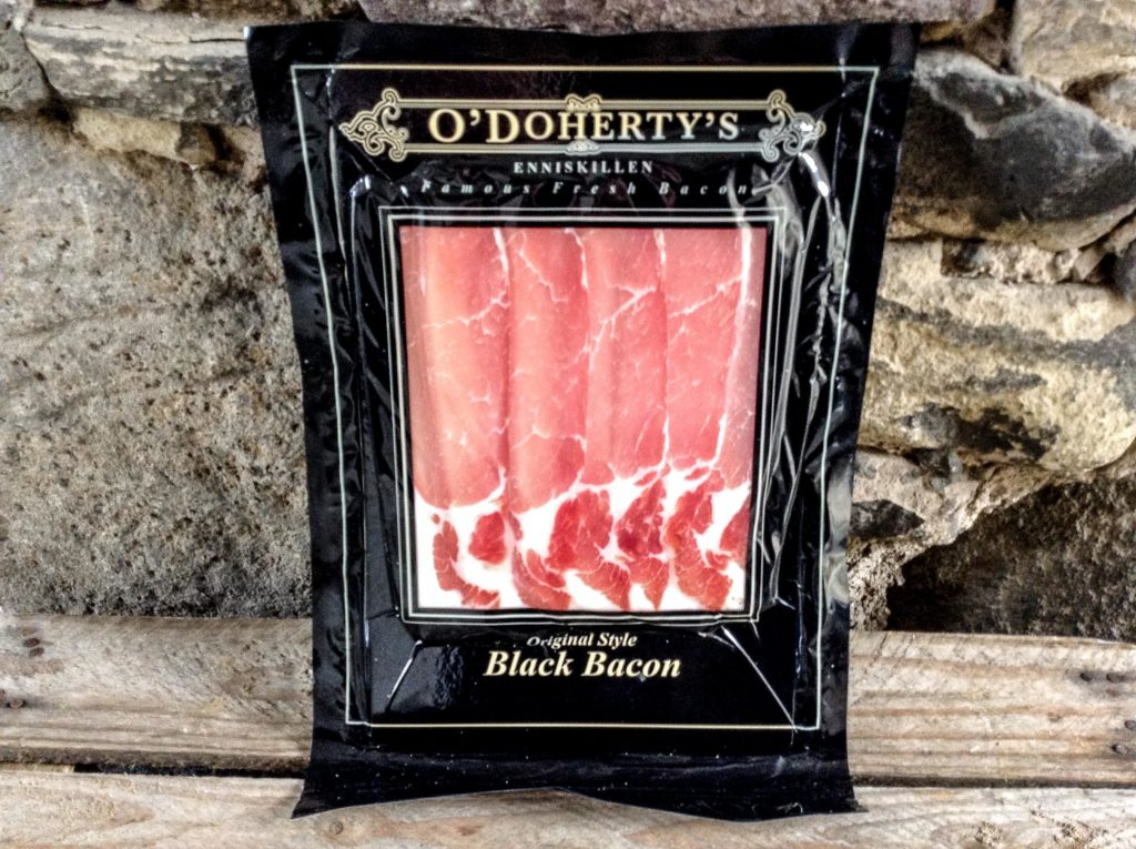 ODohertys Black Bacon Back