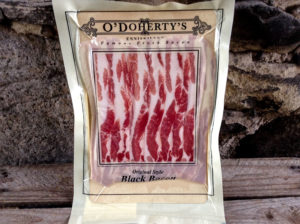 ODohertys Black Bacon Streaky