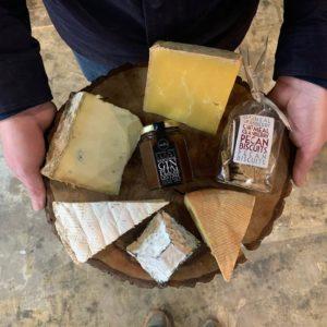 December Cheese Board - Indie Fude